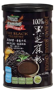 100%黑芝麻粉