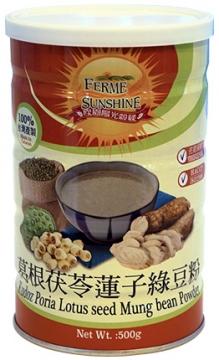 葛根茯苓蓮子綠豆粉
