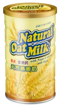鮮豆屋寒天奈米鈣天然燕麥奶