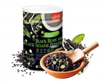 黑豆芝麻粉