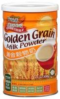 黃金穀物奶